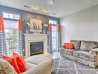 NEW! Vibrant Suburban Home - Bethany Beach 3.5 Mi!