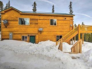NEW! Mountainside Fairplay Home-Game Room & Sauna
