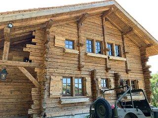 Exceptional Mont d'Arbois Chalet Les Meuniers 9 BR, Megeve
