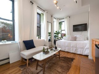 Sunny Apartment in the East Village