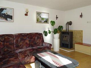 Amazing home in Nova vas w/ Sauna, WiFi and 2 Bedrooms (SNR108)