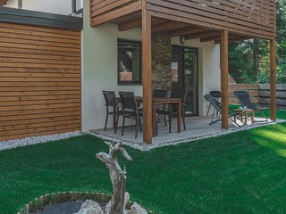 Nice apartment in Gozd Martuljek w/ Sauna, WiFi and 1 Bedrooms (SGR086)