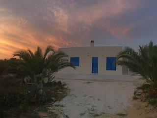 Villa Lumar fronte mare