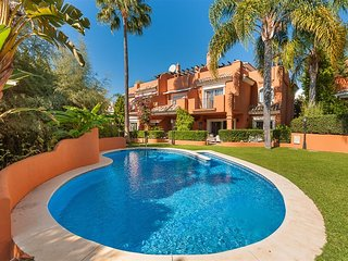 Beautiful Beachside Townhouse Marbella