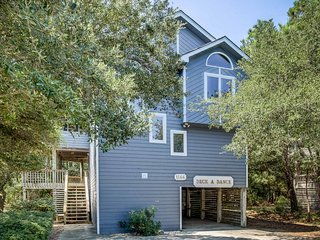 Deck-A-Dance | 1550 ft from the beach | Hot Tub, Community Pool | Corolla