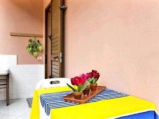 Appartamento Vacanza Bari Sardo con Veranda
