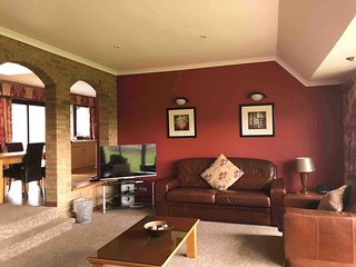 The Peat Inn, 3 Bedroom Holiday Home, with Leisure Club Access