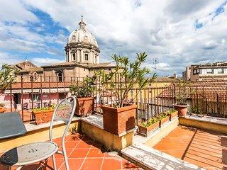 Pallaro Terrace Stunning View