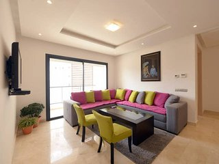 3056. RABAT 2 MOROCCO - HAY RIAD BUSINESS DISTRICT - PRESTIGIA