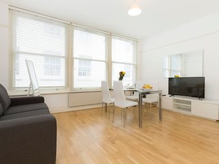 2103. BY ST PAUL'S CATHEDRAL & HOLBORN - LOVELY 1BR IN CENTRAL LONDON!
