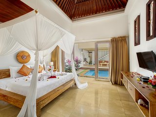 Lekha 2BR Romantic Place for New Couples + Private Pool Villa