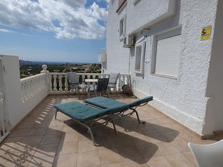 Casa Mama Mia views not to be missed from this super townhouse sleeping 6 people
