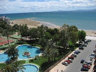 Apartamento en linea de playa