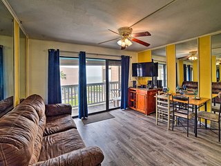 Seaside Corpus Christi Condo at The Villa del Sol!