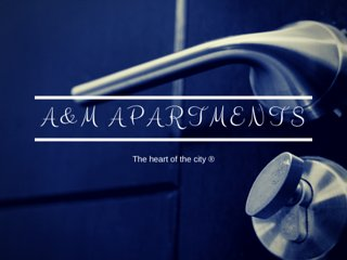 A&M APARTMENT-The heart of the city®