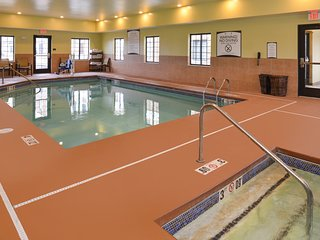 Free Breakfast. Indoor Pool. 25 Minutes to Dunes National Lake Shore.