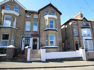 Stunning 3 Storey Victorian Home with Sea Views