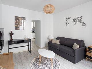 LE ROAZHON - Charmant appartement au cœur de Rennes