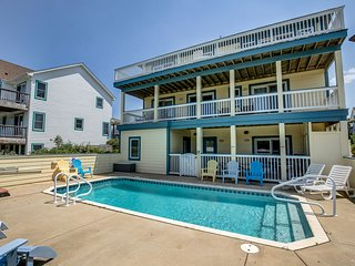 In Between Dreams | 1432 ft from the beach | Private Pool, Hot Tub, Dog Friendly