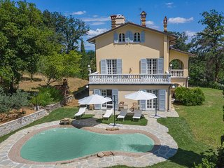 Le Vigne Grandi Holiday Home Sleeps 15 with Pool Air Con and WiFi - 5820413