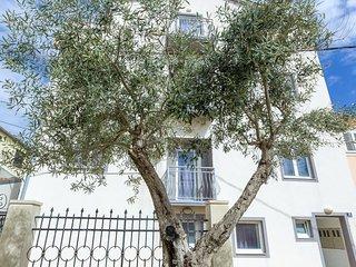 Novalja Apartment Sleeps 4 with Air Con and WiFi - 5828788