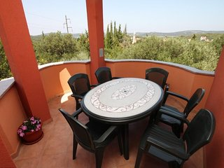 Bozava Apartment Sleeps 5 with Air Con - 5467902