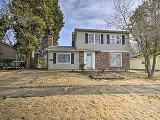 NEW! Colonial Home 5 Min to Dover International!