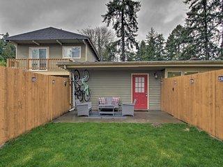 NEW! SeaTac Home w/ Private Yard - Downtown 10 Mi!
