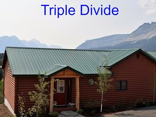 The Cottages At Glacier - Triple Divide Cottage