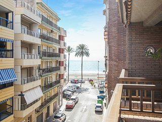 Beautiful apartment in Santa Pola w/ WiFi and 2 Bedrooms (EBI272)