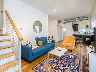 Modern Retreat in Prime Locale | Loft Office & Bikes | 5 Miles to Downtown