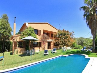 Calonge Villa Sleeps 8 with Pool Air Con and Free WiFi - 5509566