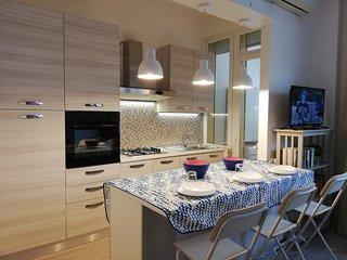 Appartamento Scilla Mono - Sulla spiaggia di Rimini