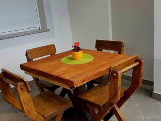 Novalja Apartment Sleeps 3 with Air Con - 5609587