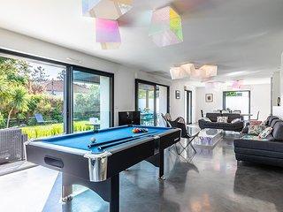 Biarritz Villa Sleeps 10 - 5820222