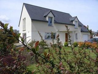 L'Isle-Saint-Cast Villa Sleeps 8 - 5822349
