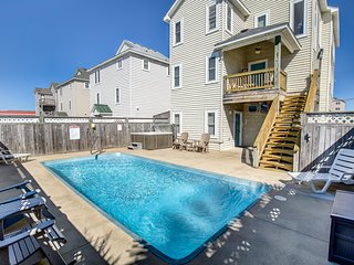 Peace, Love & Sandy Feet | 293 ft from the beach | Private Pool, Hot Tub | Kill