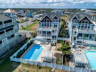 KDH Paradise | Oceanfront | Private Pool, Hot Tub | Kill Devil Hills