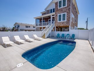 Catching Rays | 598 ft from the beach | Private Pool | Kill Devil Hills
