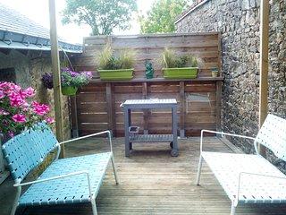 TI VAKANSOU - Appartement+Terrasse au coeur du Morbihan