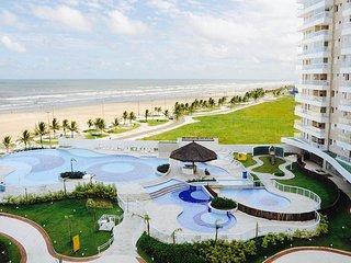 Apartamento Pe na Areia - Praia Grande - SP Brasil