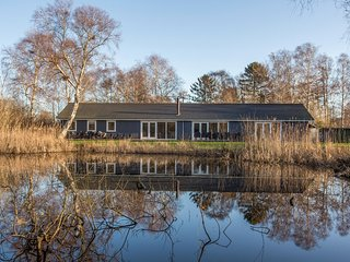 Beautiful home in Vejby w/ Sauna, WiFi and 6 Bedrooms (G4401)