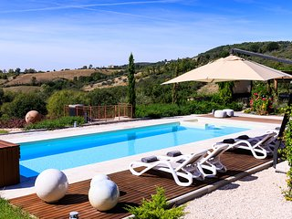 Col d'Erba III Villa Sleeps 6 with Pool Air Con and WiFi - 5818865
