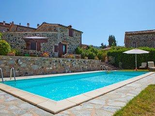 Casa Montacuto Holiday Home Sleeps 4 with Pool and WiFi - 5787016