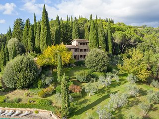 Castellinuzza Villa Sleeps 6 with Pool Air Con and WiFi - 5818189