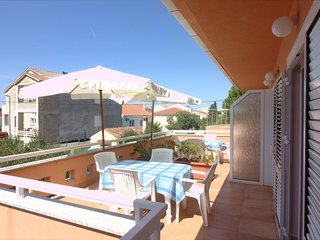 Novalja Apartment Sleeps 2 with Air Con - 5792673