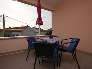 Novalja Apartment Sleeps 4 with Air Con - 5465944
