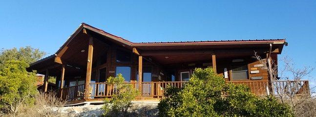The Retreat at White Buffalo Ridge - La cabaña