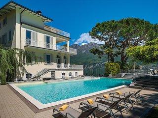 Oliveto Lario Villa Sleeps 14 with Air Con and WiFi - 5238230