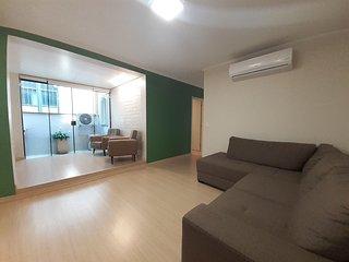 O melhor apartamento em frente ao Parcão
